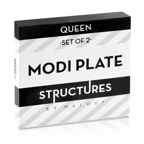 Queen Modi Plate