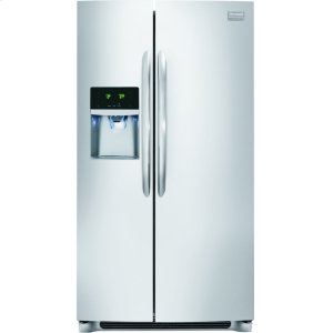 Gallery 26 Cu. Ft. Side-by-Side Refrigerator -