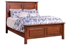 Durango Queen Panel Bed