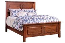 Durango Queen Panel Bed