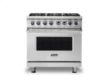 "36"" Sealed Burner Gas Range, Natural Gas"