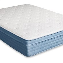 Queen-Size Hyacinth Euro Pillow Top Mattress