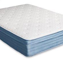 Queen-Size Hyacinth Euro Pillow Top Mattress