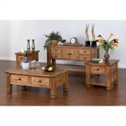 """Sedona Coffee Table Dimensions: 48"""" X 26"""" X 19""""h Product Image"""