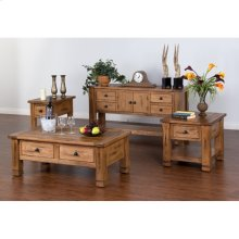 "Sedona Sofa/console Table 60"" X 16"" X 30""h"
