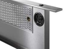 "Modernist 30"" Downdraft, Silver Stainless Steel"
