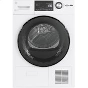 """®24"""" 4.1 Cu.Ft. Front Load Ventless Condenser Electric Dryer with Stainless Steel Basket"""