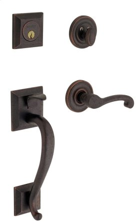 Distressed Oil-Rubbed Bronze Madison Sectional Trim