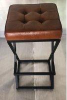 Brooks Leather Stool- Saddle Product Image