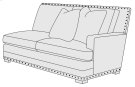 Cantor Right Arm Loveseat in Molasses (780) Product Image