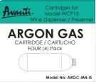 Argon Cartridges Product Image