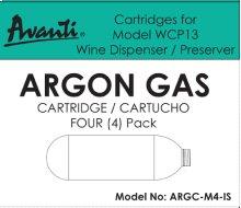 Argon Cartridges
