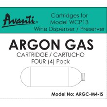 Argon Cartridges