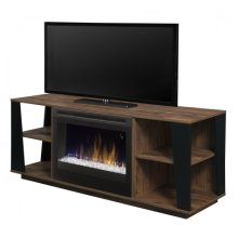 Arlo Media Console Electric Fireplace