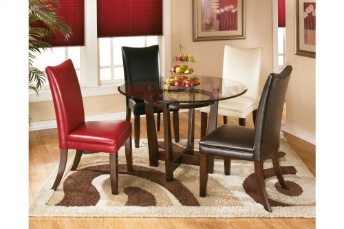 Round Dining Room Table