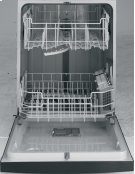 E-Star, InfiniClean™ Wash System, PermaTuf Grey Int. , PVC racks, accessory basket, 4 Cycles/3 Options, 57 dBA Product Image