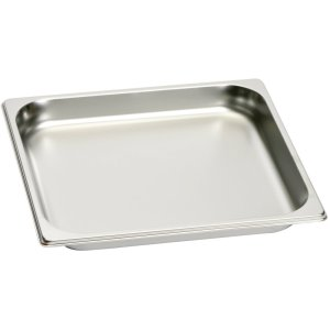 Full Size Stainless Steel Pan - Unperforated GN 114 230 -