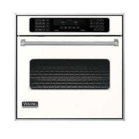"Cotton White 30"" Single Electric Touch Control Premiere Oven - VESO (30"" Wide Single Electric Touch Control Premiere Oven)"
