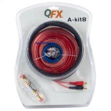 1300 Watt Complete Amplifier Hookup Kit