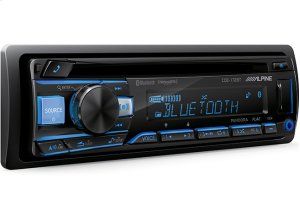 Advanced Bluetooth CD Receiver