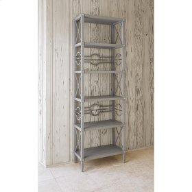 Spindle étagère - Weathered Grey