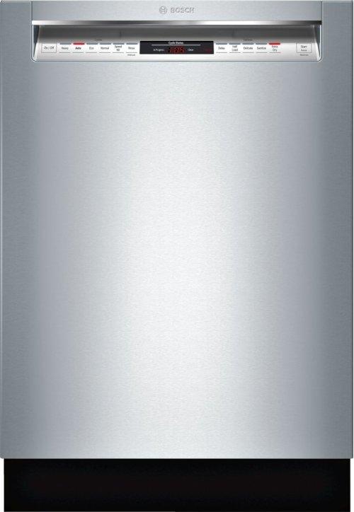 800 Rec Hndl, 6/5 cycles, 42 dBA, Flex 3rd Rck, UR glide, Touch Cntrls - SS