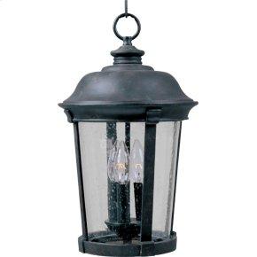 Dover Cast 3-Light Outdoor Hanging Lantern
