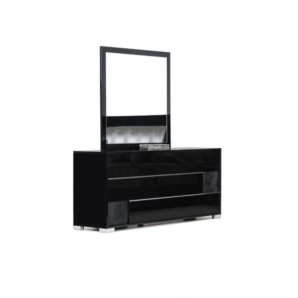 Modrest Grace Italian Modern Black Mirror