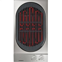 Vario 200 Series Electric Grill Stainless Steel Control Panel Width 12 ''