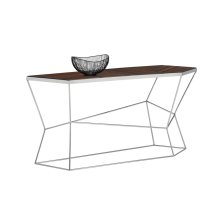 Nathaniel Console Table - Brown