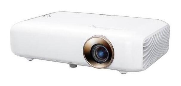 Minibeam LED Projector with Built-In Battery, Bluetooth Sound Out and Screen Share