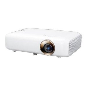 LG ElectronicsCineBeam LED Projector with Built-In Battery, Bluetooth Sound Out and Screen Share