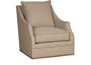 Shannon Swivel Glide Chair