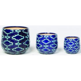 Modello Cachepot - Set of 3