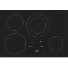 "30"" Width Induction Cooktop, European Black Mirror Finish Made With Premium Schott ®Glass Product Image"