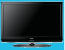 "26"" LCD High Definition Television"