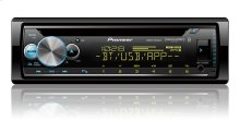 CD Receiver with enhanced Audio Functions, Pioneer Smart Sync App Compatibility, MIXTRAX®, Built-in Bluetooth®, and SiriusXM-Ready ""