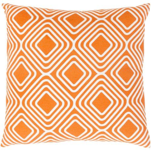 "Miranda MRA-007 18"" x 18"" Pillow Shell Only"