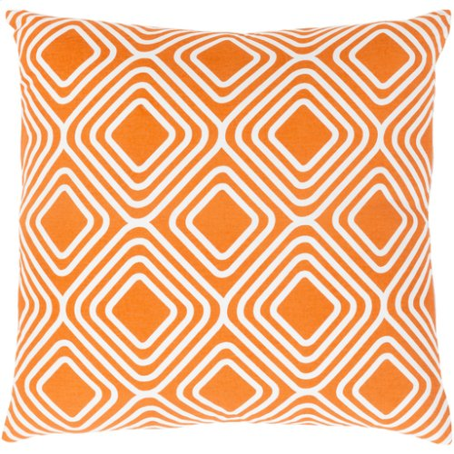 "Miranda MRA-007 22"" x 22"" Pillow Shell Only"