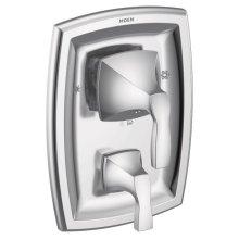 Voss chrome posi-temp® with diverter valve trim