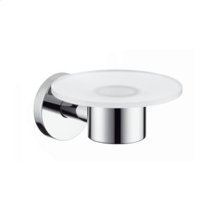 Chrome Soap Dish Product Image