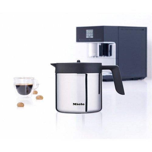 CJ Jug 1,0l TopTherm Coffee Pot for Miele CVA and CM coffee machines with coffee pot function.