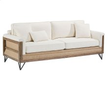 Ivory Paradigm Sofa