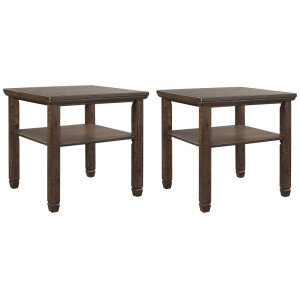AshleyASHLEY2-piece End Table Package
