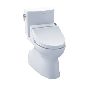 Vespin® II 1G WASHLET®+ C200 Two-Piece Toilet - 1.0 GPF - Cotton