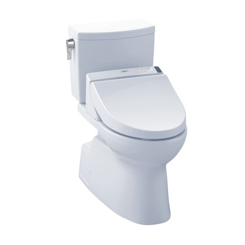 Vespin® II 1G Connect+ C200 Two-Piece Toilet - 1.0 GPF - Cotton