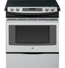 "30"" Slide-In Electric Convection Range"