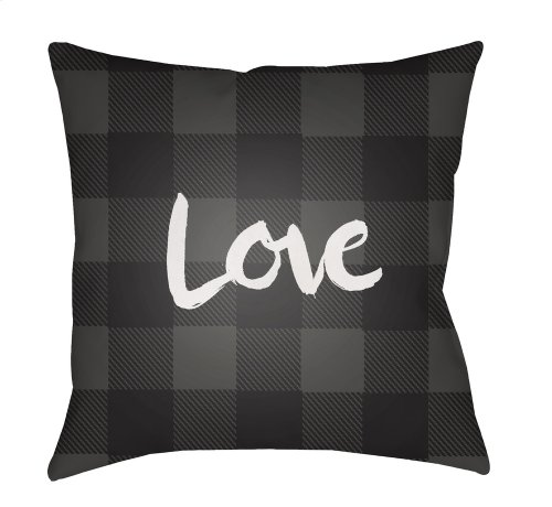 "Love II HEART-019 18"" x 18"""