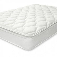 Queen-size Pulmeria Pillow Top Mattress