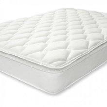 Queen-size Pulmeria Pillow Top Mattress
